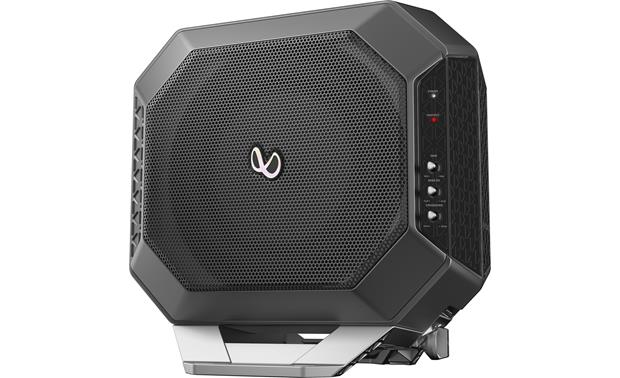 "Infinity BassLink DC Powered subwoofer with 200-watt amp and 10"" sub"