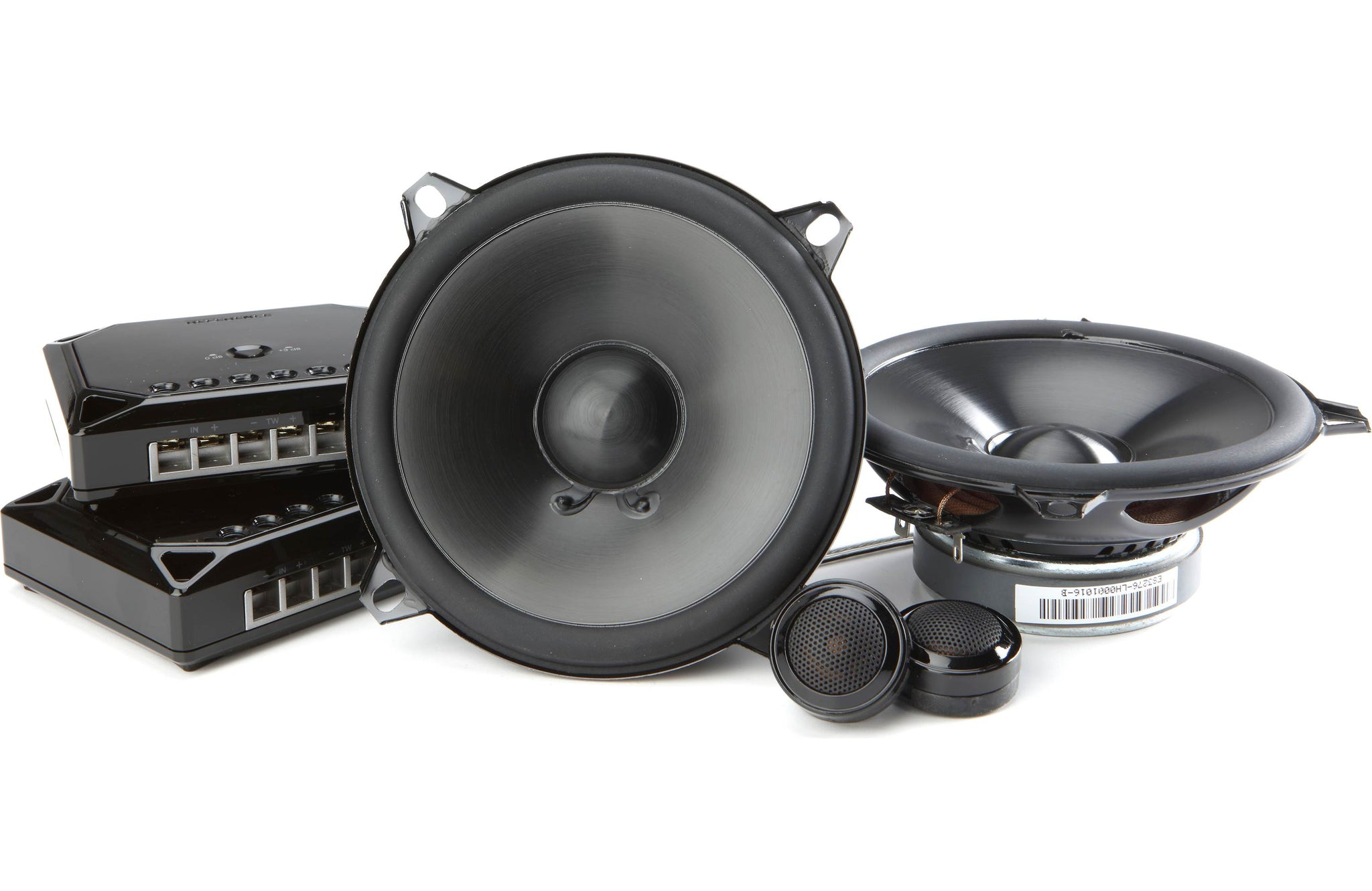 "Infinity Reference REF-5030cx 5-1/4"" Component Speaker System"