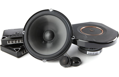 "Infinity Reference 6530CX 6-1/2"" Component Speaker System"