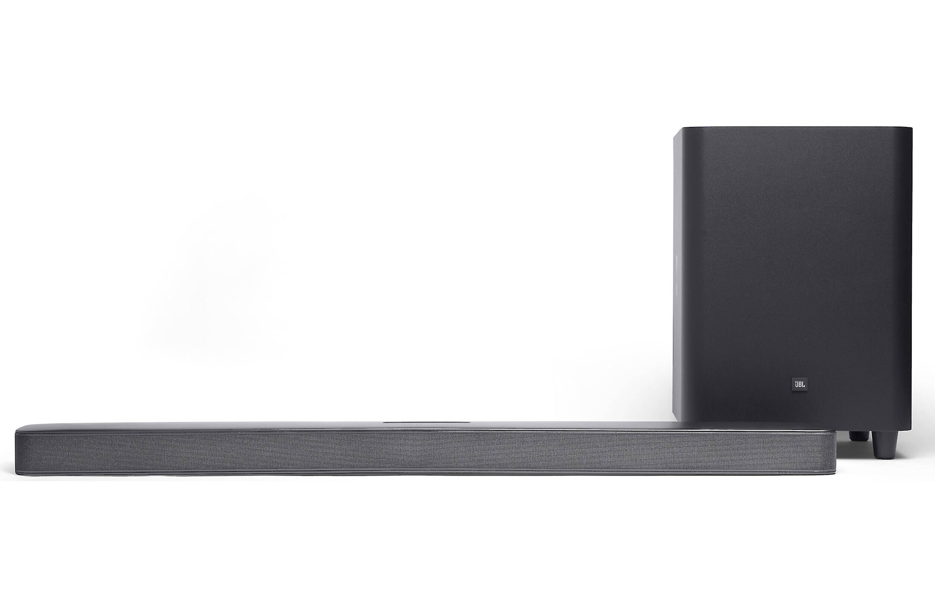 JBL Bar 5.1 Sound Bar with Built-in Virtual Surround & Wireless Subwoofer