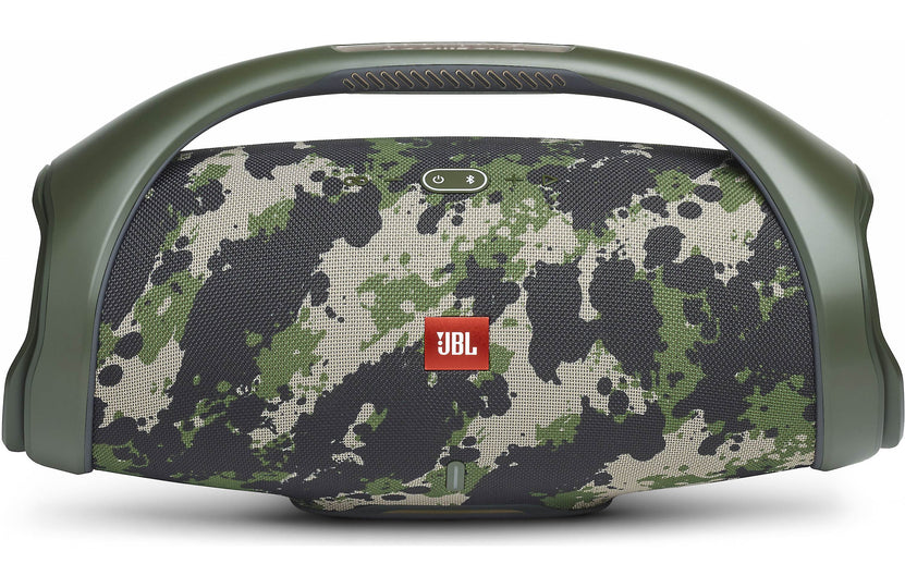JBL Boombox 2 Waterproof Portable Bluetooth Speaker - Squad Camouflage