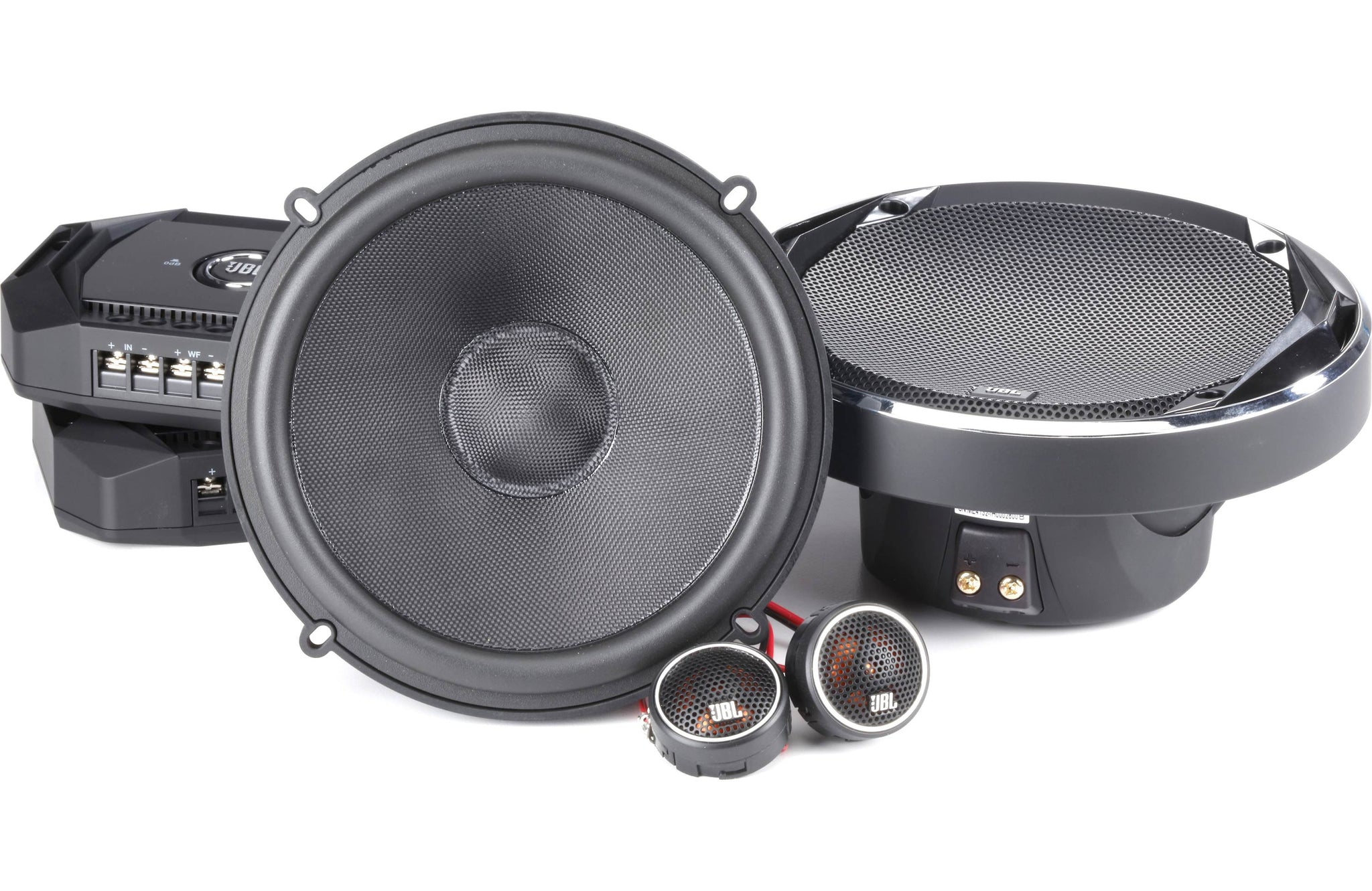 "JBL Stadium GTO600C 6-1/2"" High-Performance Multi-Element Speakers"