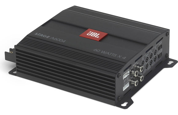 JBL Stage A6004 4-Channel 50W x 4 Full Range Amplifier