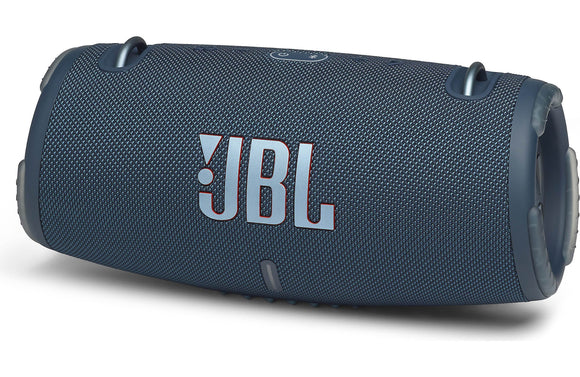 JBL Xtreme 3 Portable Bluetooth Speaker (Blue)