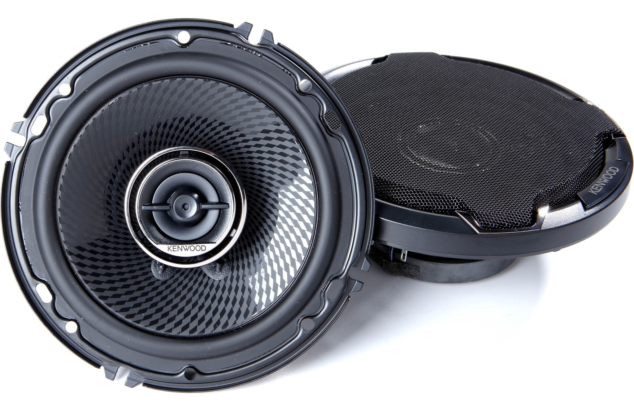 "Kenwood KFC-1696PS 6-1/2"" 2-way Car Speakers"