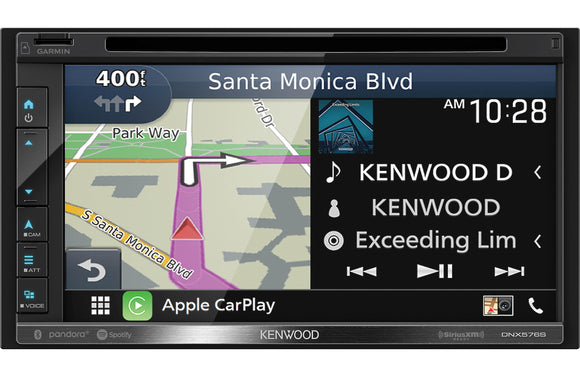 Kenwood DNX576S Navigation Receiver