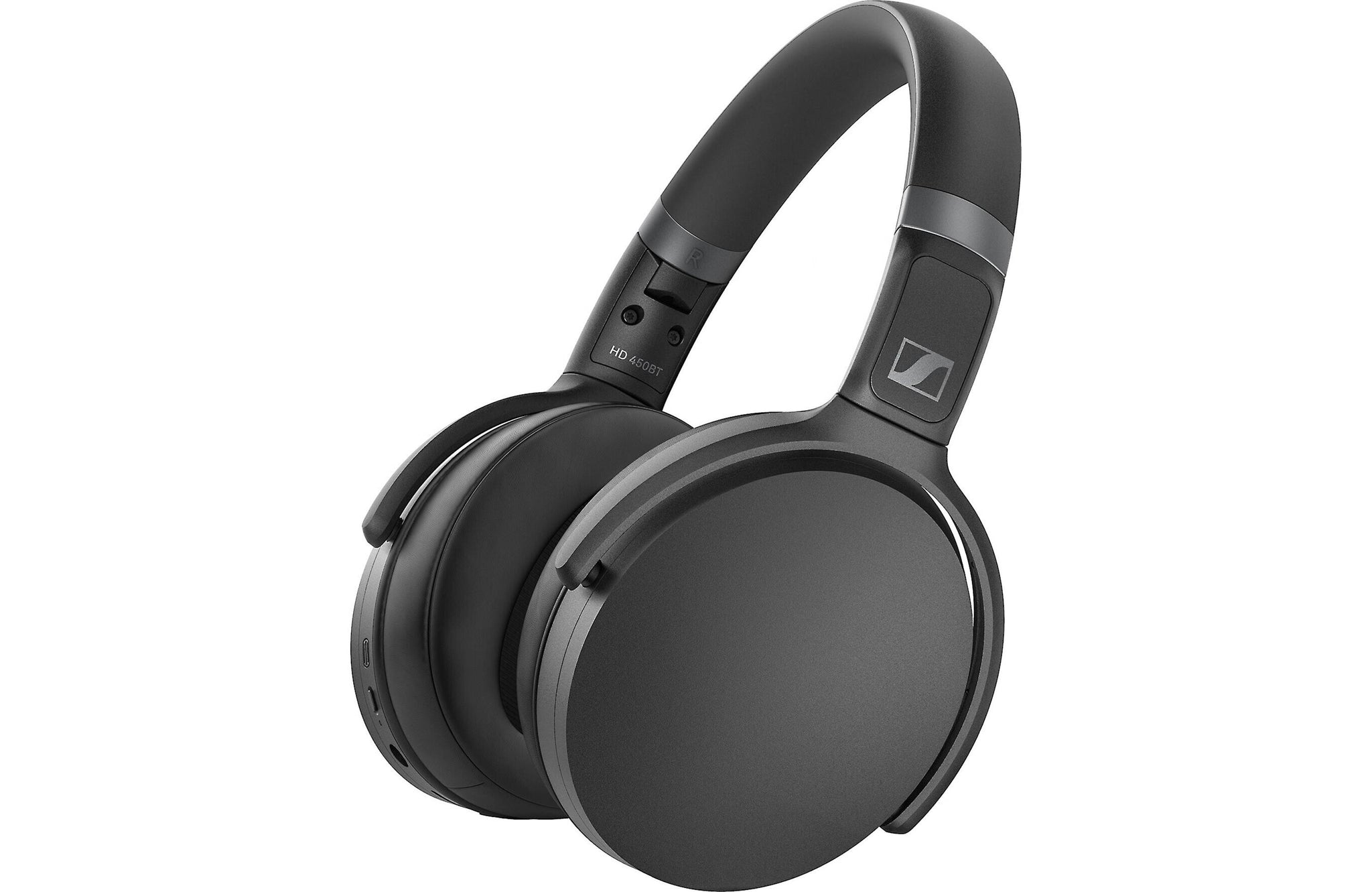 Sennheiser HD 450BT Bluetooth 5.0 Wireless Headphone with Active Noise Cancellation