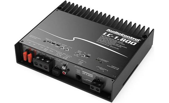 AudioControl LC-1.800 Mono subwoofer Amplifier