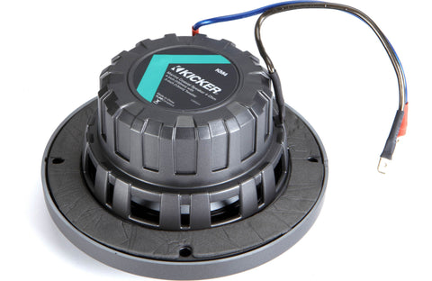 "Kicker 45KM44 4"" 2-way marine speakers (4-ohm)"
