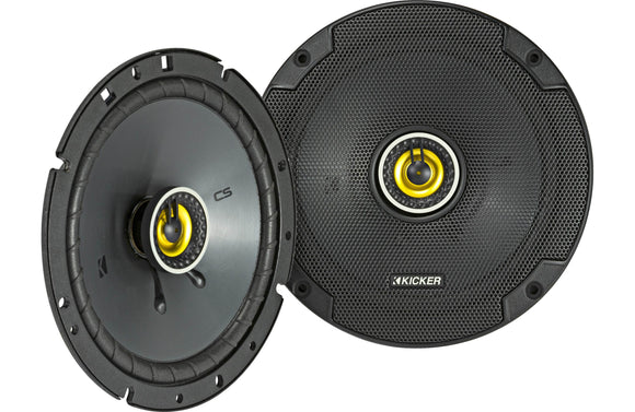 Kicker 46CSC674 Car Audio 6 3/4