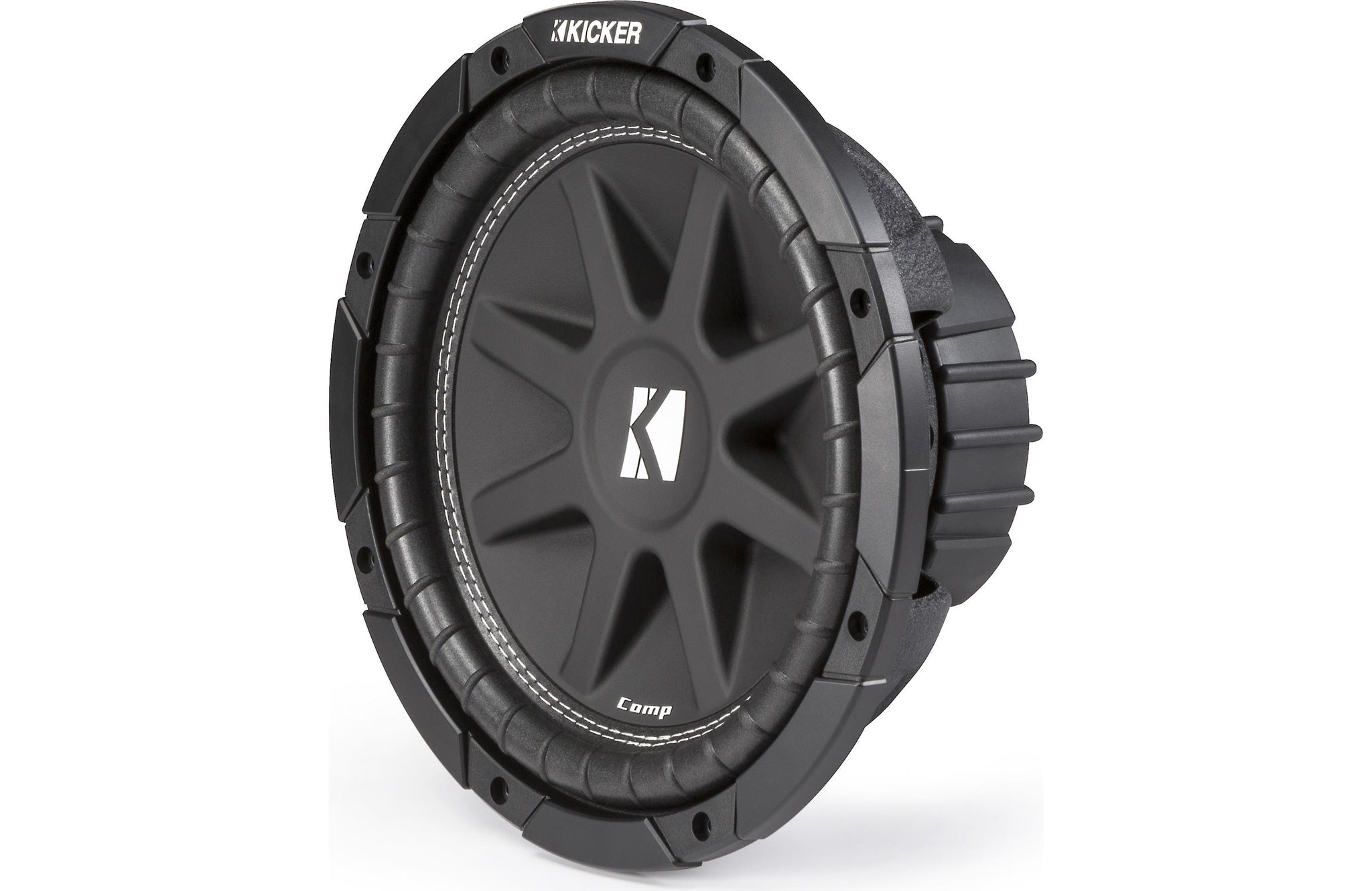 "Kicker 43C104 Comp 10"" 300 Watt SVC 4-ohm Car Audio Subwoofer"