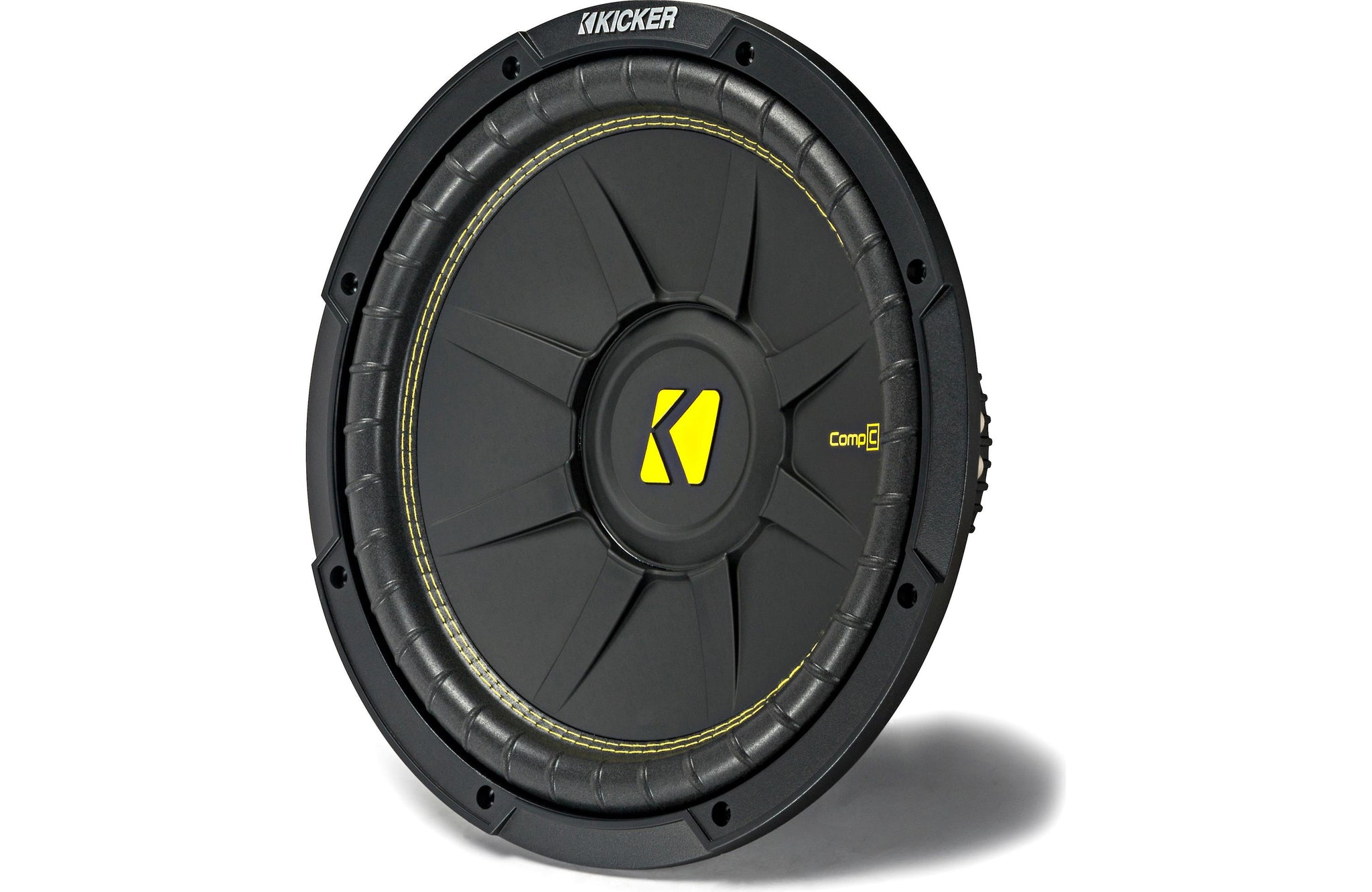 "Kicker 44CWCD124 CompC Series 12"" Subwoofer"