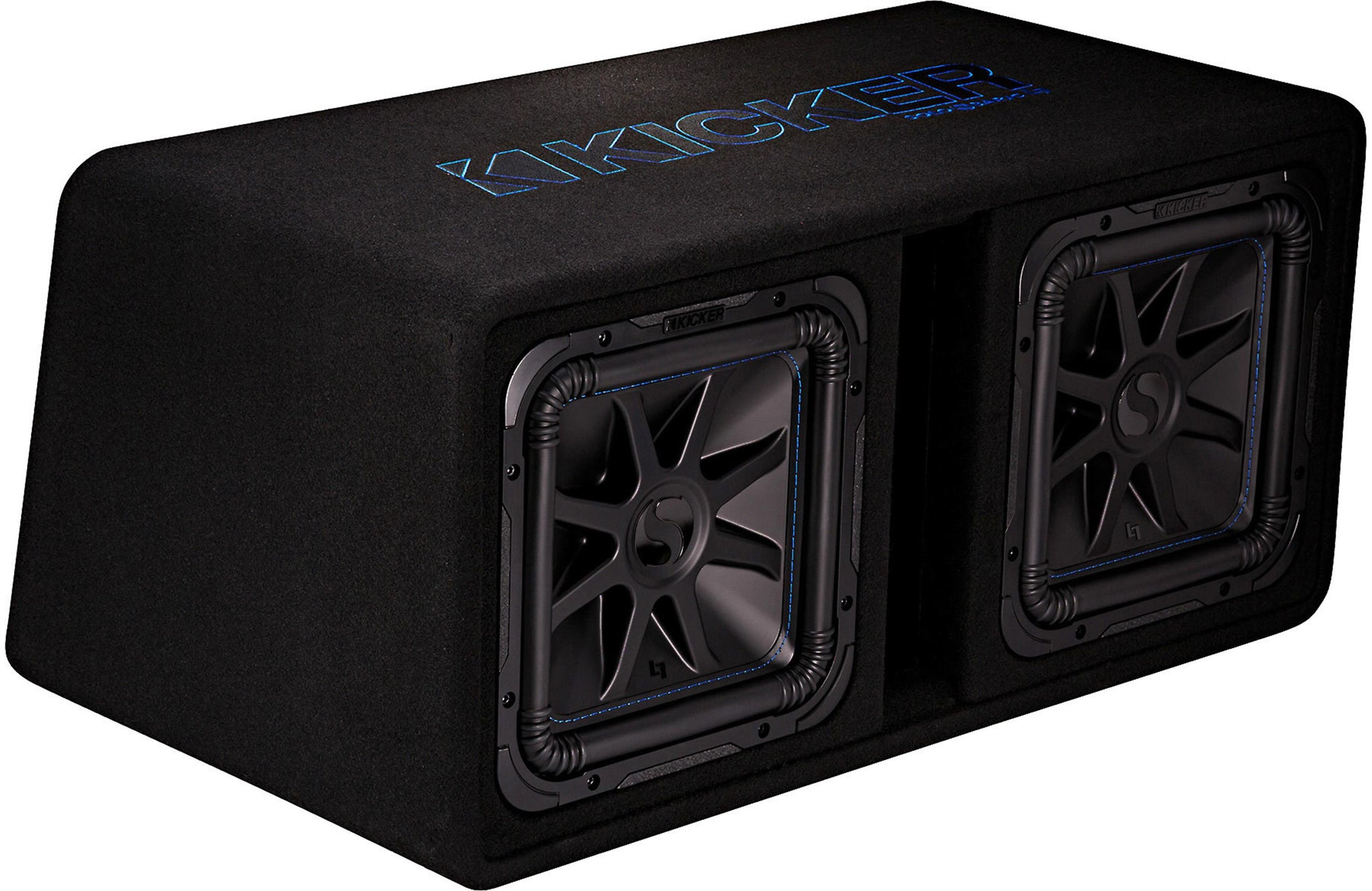 "Kicker 12"" 3000W Dual Loaded Solo-Baric L7S Subwoofer 