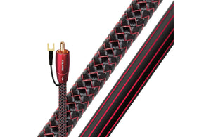 AudioQuest Irish Red 3m Subwoofer cable (3 meters/10 feet)