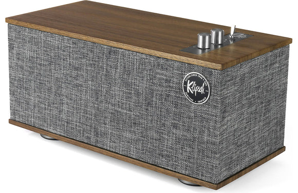 Klipsch Heritage Wireless The One II Tabletop Stereo - Walnut