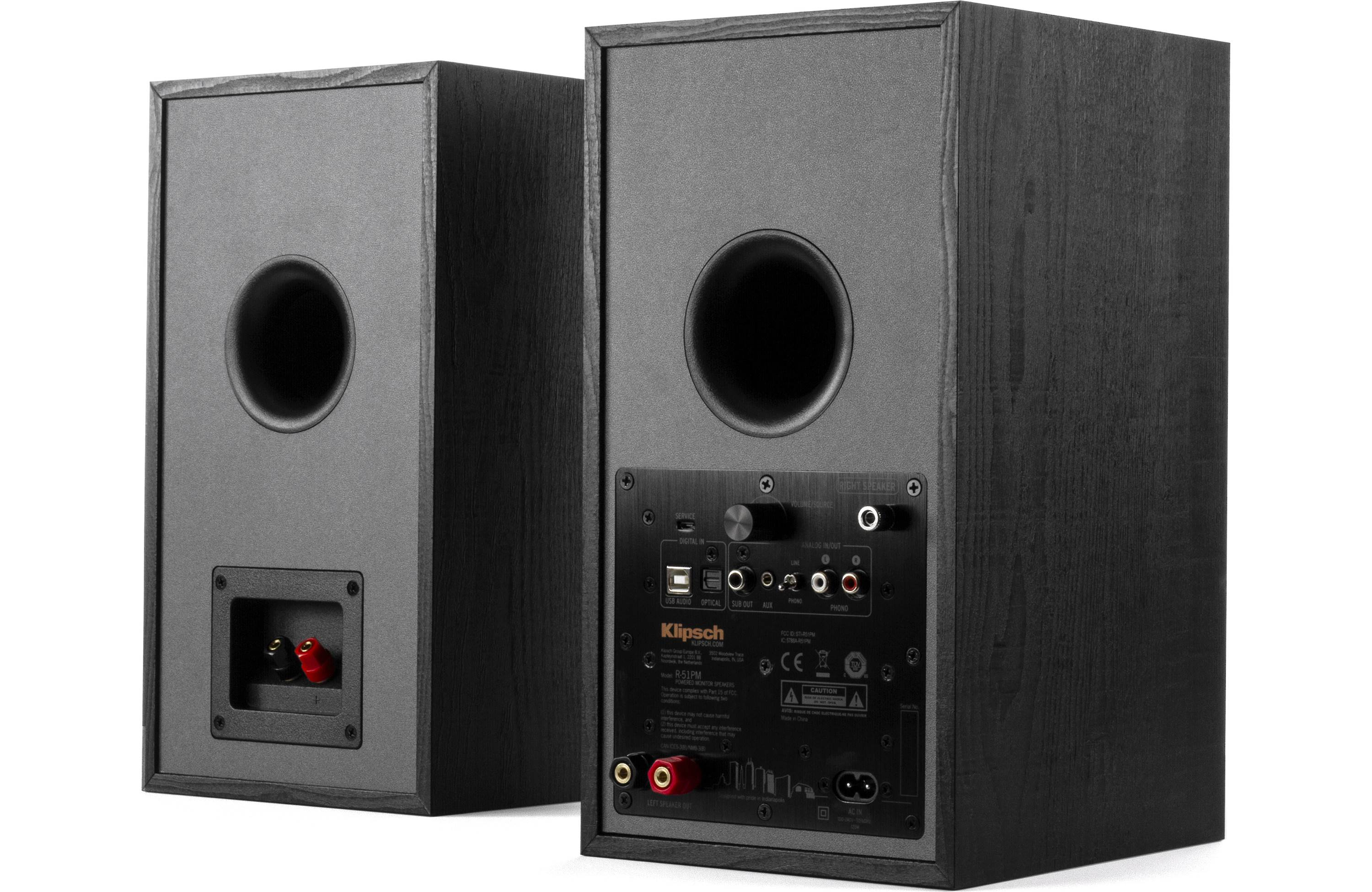 Klipsch R-51PM Powered Bluetooth Speaker