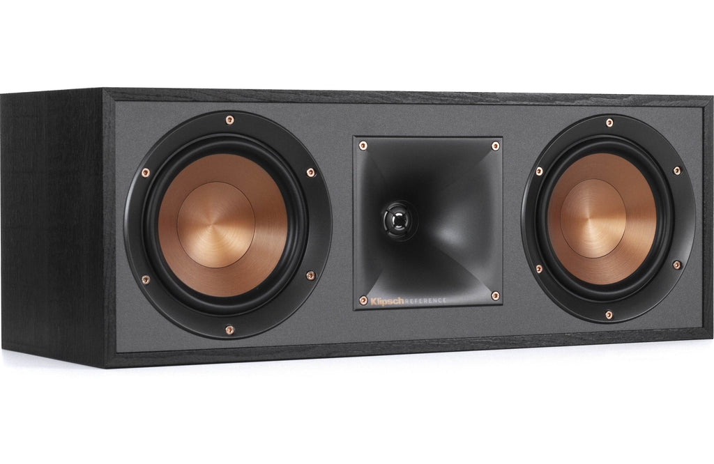 Klipsch Reference R-52C Two-Way Center Channel Speaker
