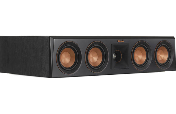 Klipsch RP-404C Center Channel Speaker - Ebony
