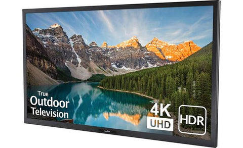 "SunBriteTV Veranda Series 43"" weatherproof outdoor LED 4K Ultra HD TV with HDR"