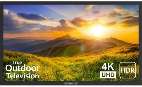 "SunBriteTV Signature Series 55"" weatherproof outdoor LED 4K Ultra HD TV"