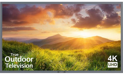 "SunBriteTV Signature Series 65"" weatherproof outdoor LED 4K Ultra HD TV"