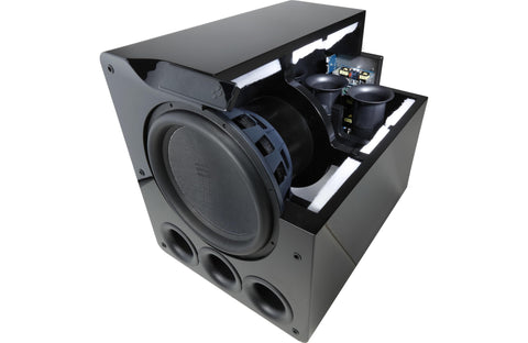 "SVS PB16-Ultra 1500 Watt 16"" Ported Cabinet Subwoofer (Piano Gloss Black)"