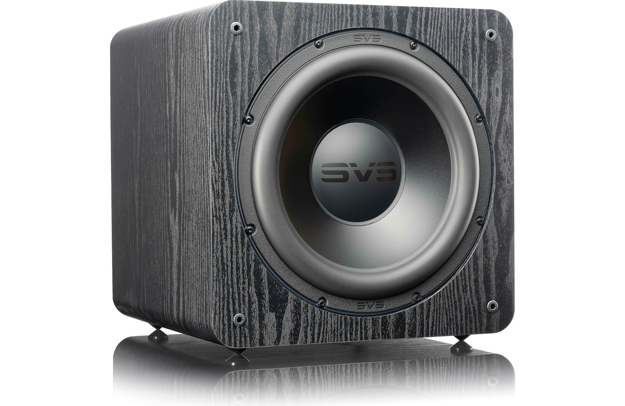 SVS SB-2000 Pro Powered subwoofer with app control (Black Ash) - OPEN BOX (LIKE NEW)