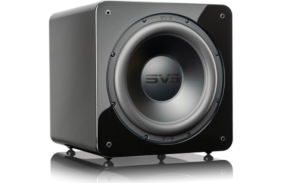 SVS SB-2000 Pro Powered subwoofer with app control (Piano Gloss Black)