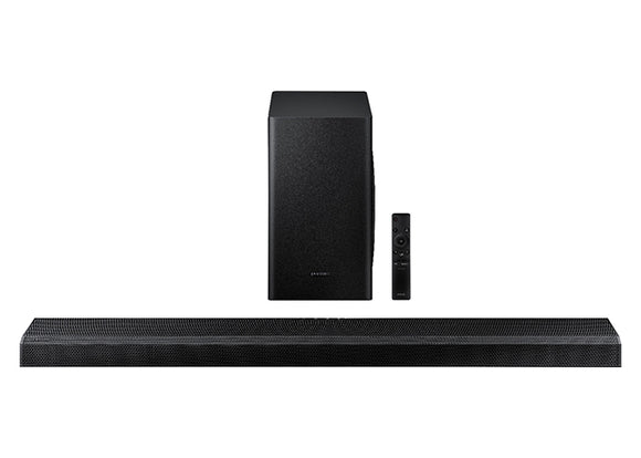 Samsung HW-Q70T 3.1.2 Channel Sound Bar with Wireless Subwoofer