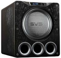 "SVS PB16-Ultra 1500 Watt 16"" Ported Cabinet Subwoofer (Black Oak Veneer)"