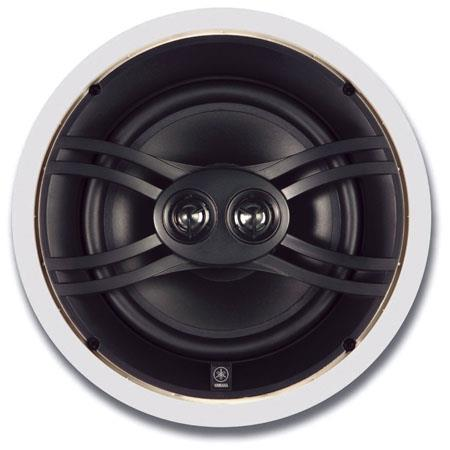 "Yamaha NS-IW480CWH 8"" 3-way In-Ceiling Speaker - Pair"