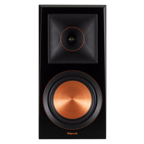 Klipsch RP-600M Reference Premiere Bookshelf Speakers - Pair Walnut