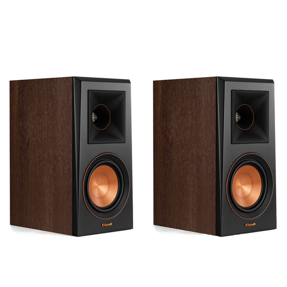 Klipsch RP-500M Reference Premiere Bookshelf Speakers - Pair (Walnut)