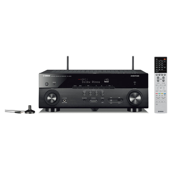 Yamaha RX-A680 AVENTAGE 7.2-Channel AV Receiver with MusicCast Dolby Atmos