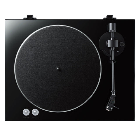 Yamaha TT-S303 Turntable (Piano Black)
