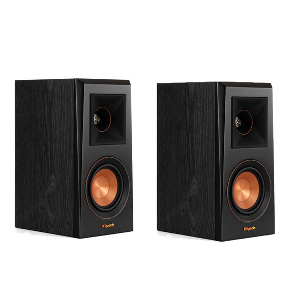 Klipsch RP-400M Reference Premiere Bookshelf Speakers - Pair (Black)