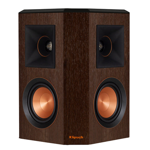 Klipsch RP-402S Reference Premiere Surround Speakers - Pair Walnut