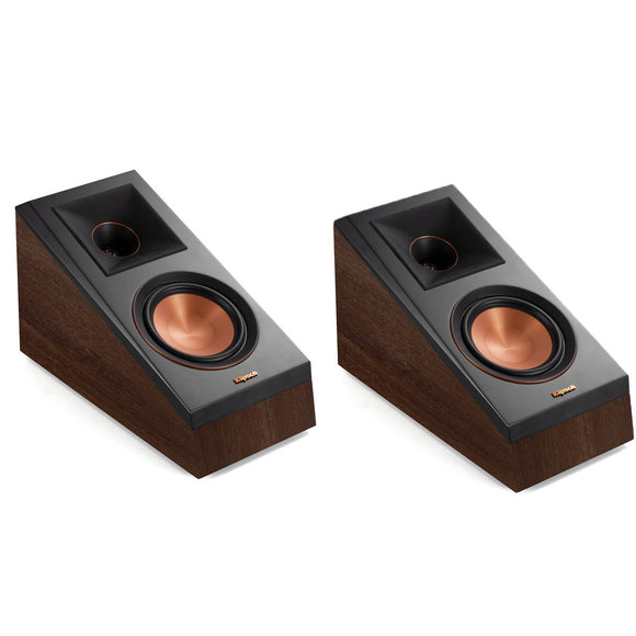 Klipsch RP-500SA Reference Premiere Dolby Atmos Speakers - Pair Walnut