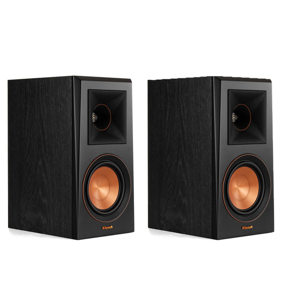 Klipsch RP-500M Reference Premiere Bookshelf Speakers - Pair (Black)