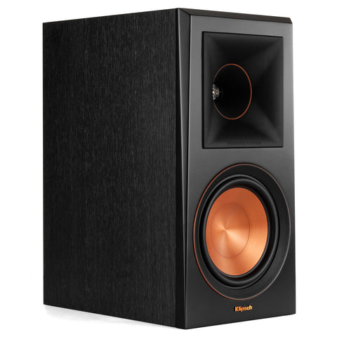 Klipsch RP-600M Reference Premiere Bookshelf Speakers - Pair Black