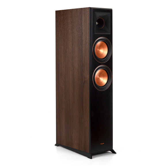 Klipsch RP-6000F Reference Premiere Floorstanding Speaker - Each Walnut