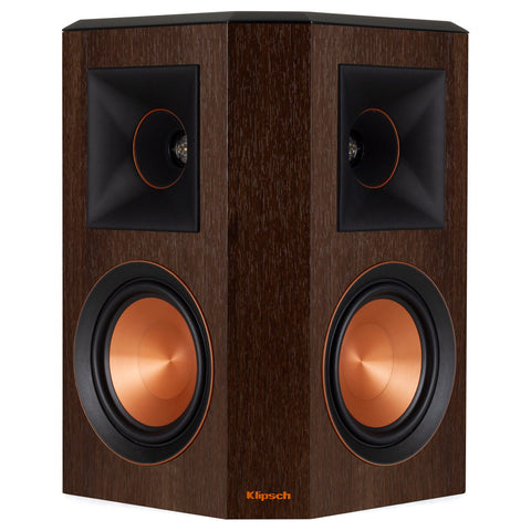 Klipsch RP-502S Reference Premiere Surround Speakers - Pair Walnut