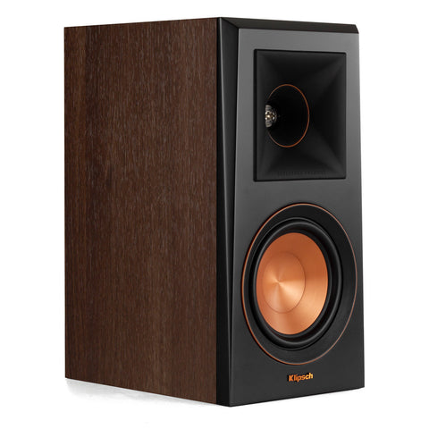 Klipsch RP-500M Reference Premiere Bookshelf Speakers - Pair Walnut
