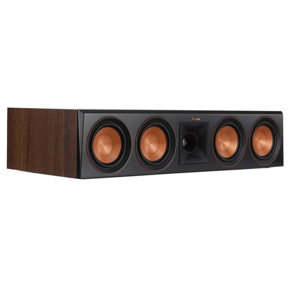 Klipsch RP-504C Reference Premiere Center Channel Speaker - Walnut