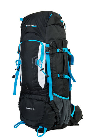 Mountainshack Adventure 60 Rucksack Clearance Offer