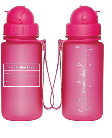 Back to School Kid's Toughie Water Bottles by Mountainshack