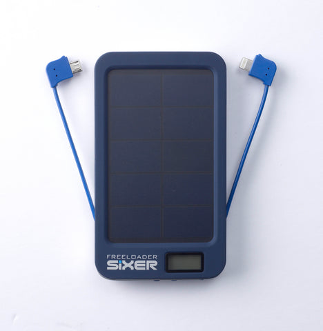FreeLoader Sixer Solar Battery Pack