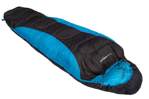 Adults Lightweight Backpacking Mummy Sleeping Bag by MountainShack