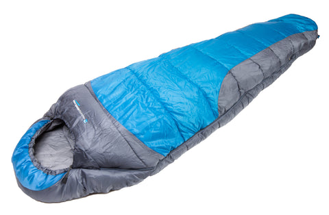Mountainshack 4 Season 0°C Rated Mummy Sleeping Bag