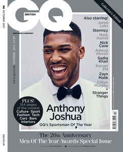 TOTAL BLACK FEATURED IN BRITISH GQ MAGAZINE